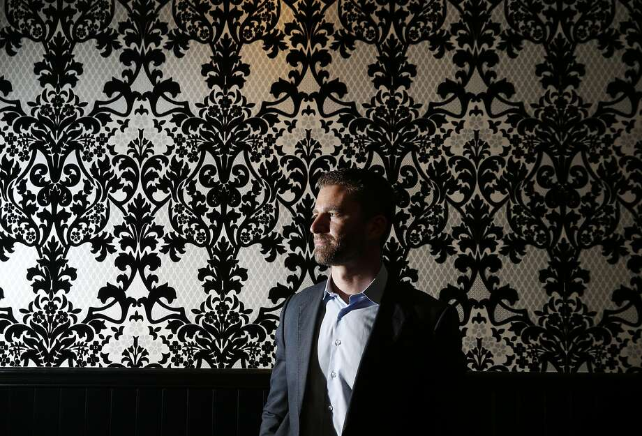 The Apothecarium co-owner Ryan Hudson pictured in his dispensary in the Castro Oct. 20, 2015 in San Francisco, Calif. Photo: Leah Millis, The Chronicle
