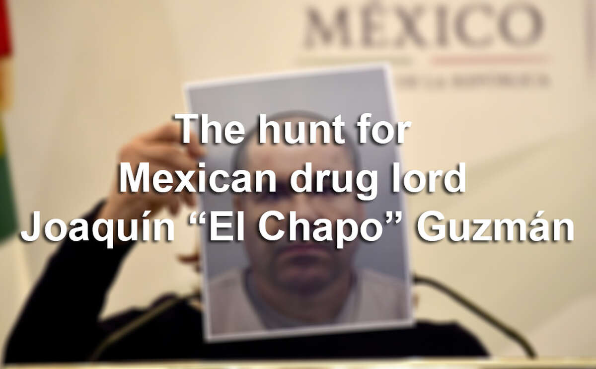 Scroll through the gallery for 12 fast facts about the hunt for infamous Mexican drug lord Joaquín