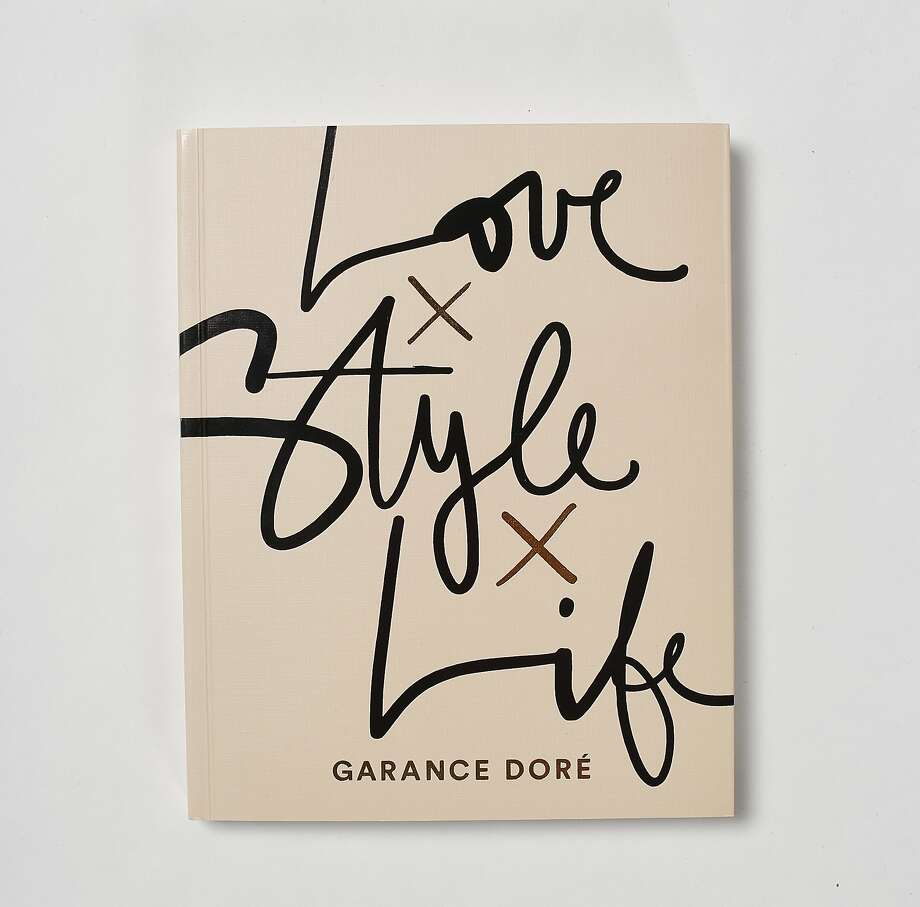 """Love, Style, Life"", by Garance Dorè is seen on Wednesday, Oct. 21, 2015 in San Francisco, Calif. Photo: Russell Yip, The Chronicle"