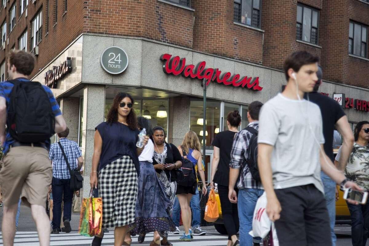 Walgreens Boots Alliance Inc. Overall tax rate: 19.38 percent