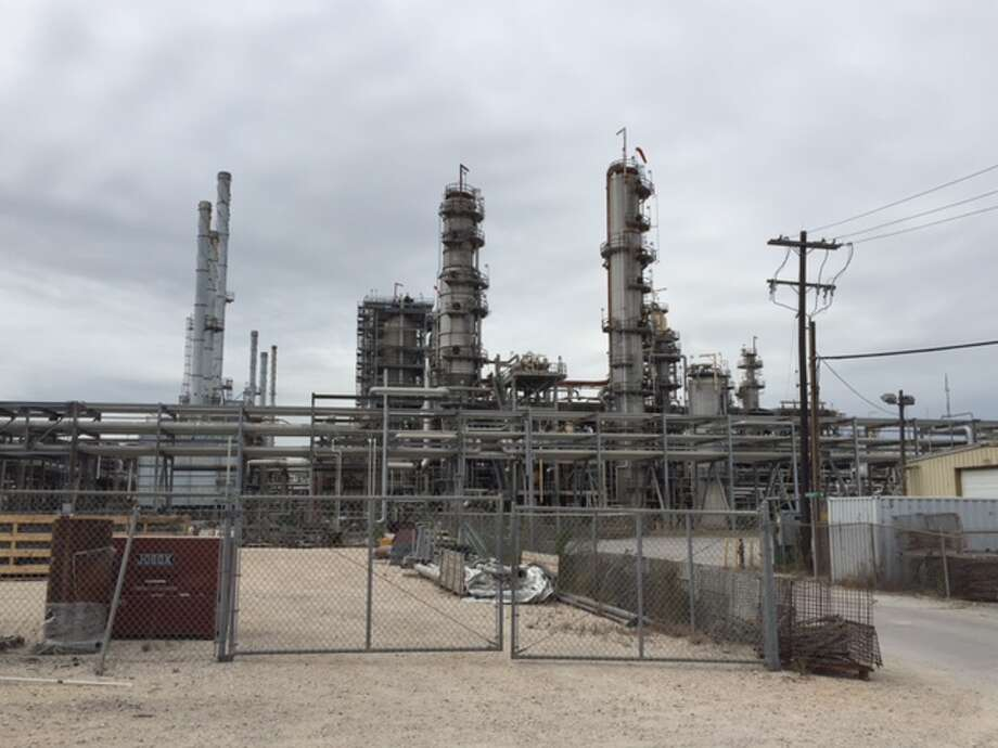 Phillips 66' Lake Charles Manufacturing Complex also include the Excel Paralubes hydrocracker facility, which makes lubes base oil. Excel is a joint venture between Phillips 66 and Flint Hills Resources, which is owned by Koch Industries. (Jordan Blum/Houston Chronicle)