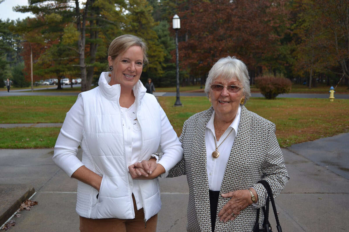 Were you Seen at SPAC's Fall Lecture Luncheon featuring literary dramatist Barbara Rinella, a fundraiser for the center's arts education programs, held at the Spa Little Theatre and Hall of Springs in Saratoga Springs on Thursday, Oct. 22, 2015?