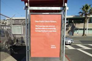 An airbnb advertisement in San Francisco.