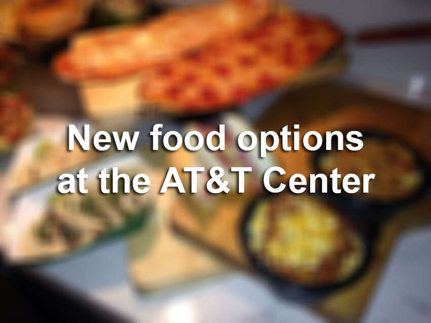 The $110 million AT&T Center project is complete, the live-action of Spurs basketball has returned and a new menu of concessions are available for fans to enjoy. Get a quick run down on the concessions by clicking through this gallery.