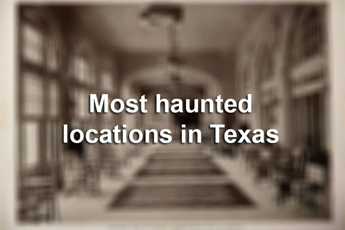 If you love ghosts, you may love the Lone Star State. Texas seems full of paranormal activity. Here are a few of the most popular ghostly sites.