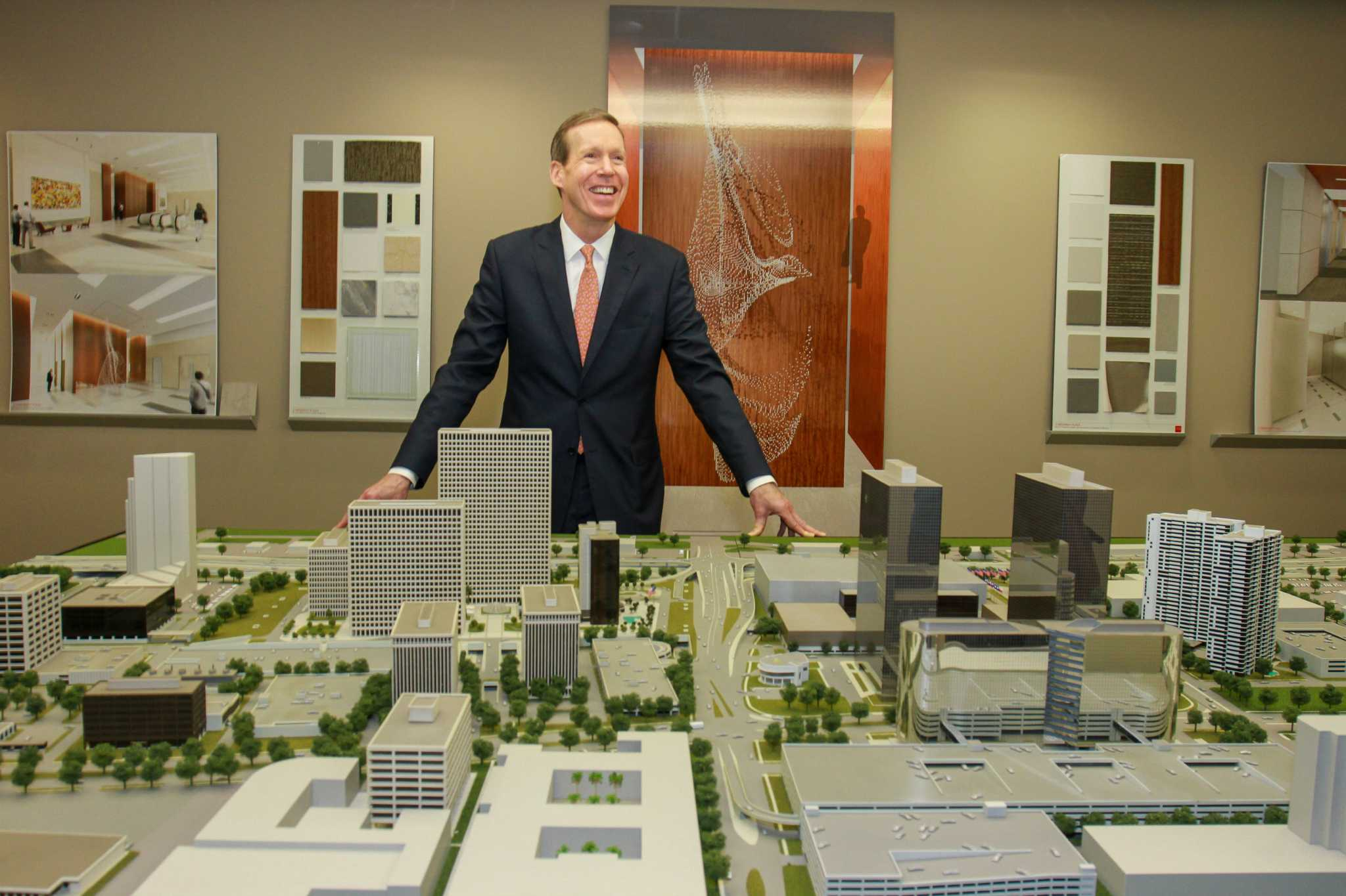 Greenway Plaza building gets a $5 million face-lift ...