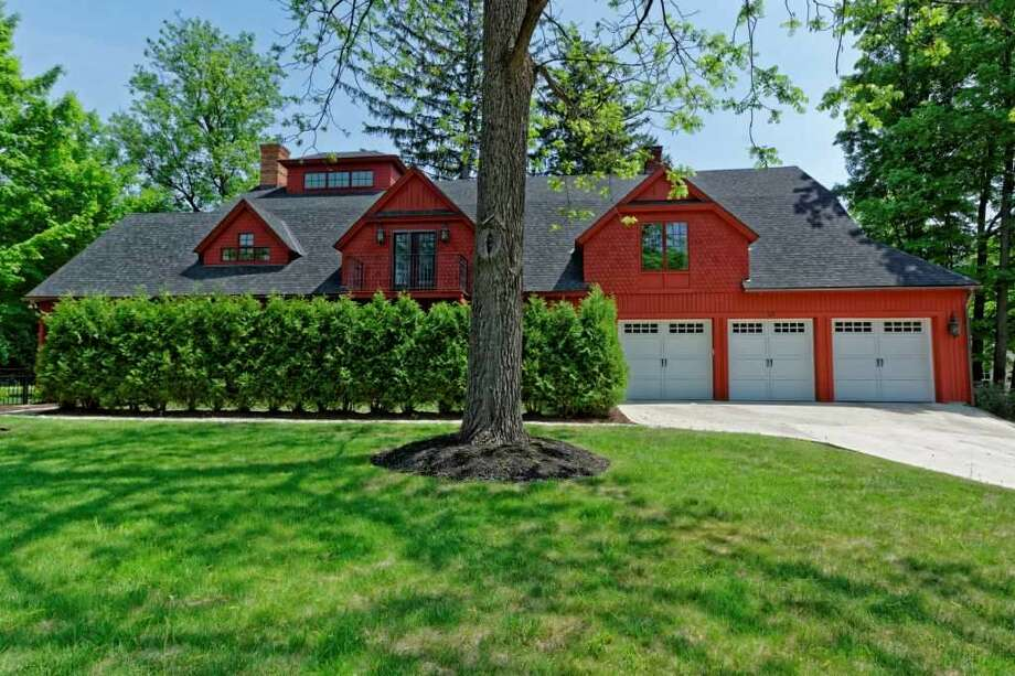 Click through the slideshow to view a few homesthat are open to visitors this weekend. $1,499,900. 53 Greenfield Ave., Saratoga Springs, NY 12866. Open Sunday, October 25, 2015 from 1:00 p.m. - 3:00 p.m. View listing. Photo: CRMLS