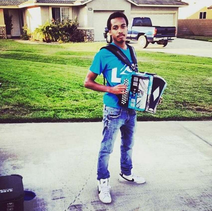 A few years ago the little mariachi, who is a Mexican-American, was the target of racist remarks made by people who didn't believe he should have sung America's National Anthem a few at a San Antonio Spurs Finals game.