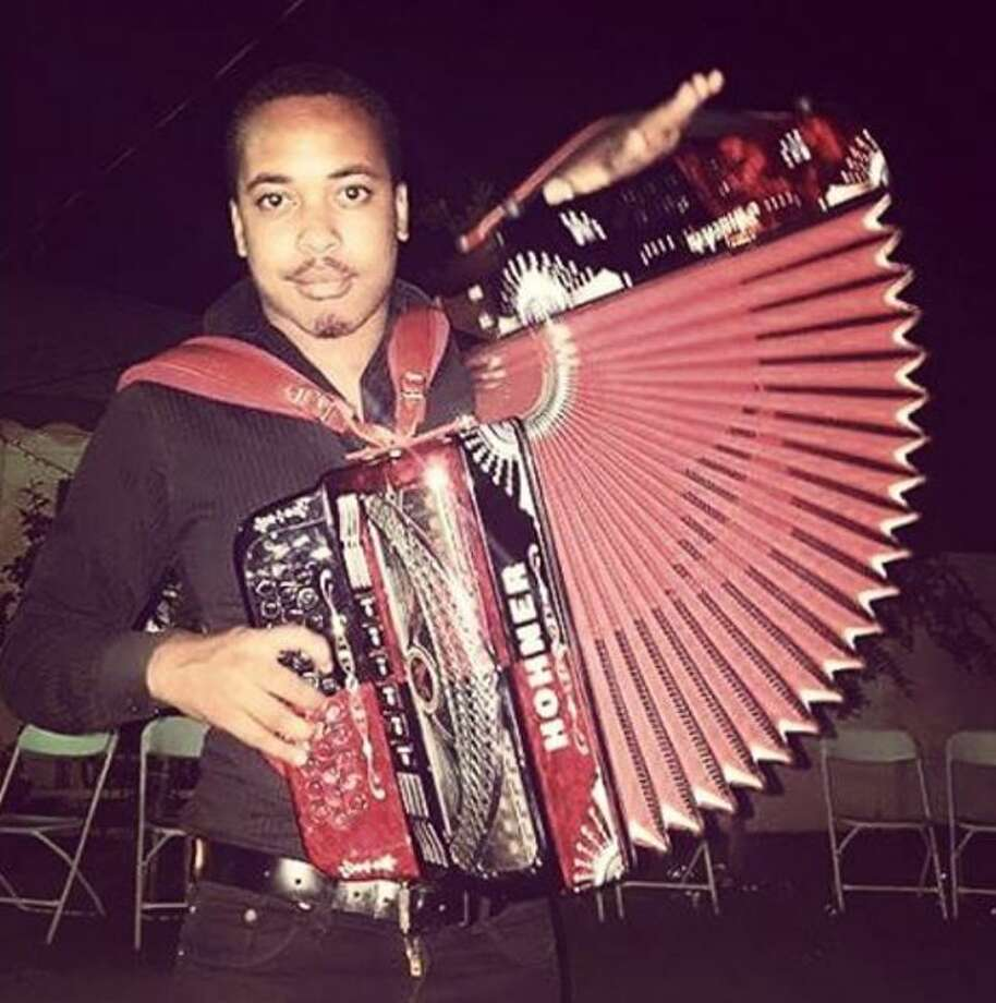 """Ethnicity has played a part in Lowery's musical career, too. He told We Are Mitu he has """"haters,"""" who don't believe he should sing Mexican music, as an African American. Photo: Mendoza, Madalyn S, Provided By Antonio Lopez"""