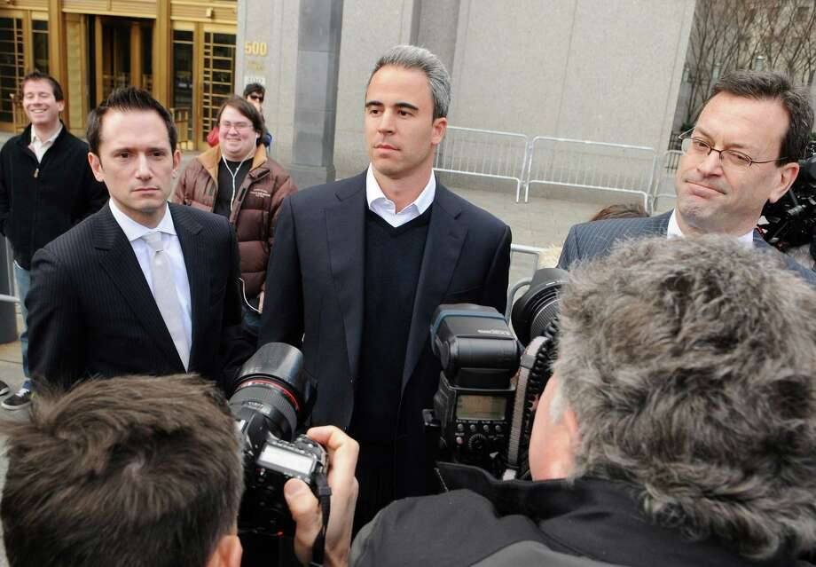 Manhattan's federal prosecutor dropped insider trading charges against Michael Steinberg, a onetime fund manager with SAC Capital's Sigma Capital Management unit. Photo: Jonathan Fickies / Bloomberg / © 2013 Bloomberg Finance LP