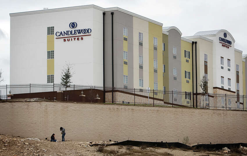 18. Candlewood Suites on Joint Base San Antonio - 28800 Winfield Scott Rd.Gross room rentals: $808,937