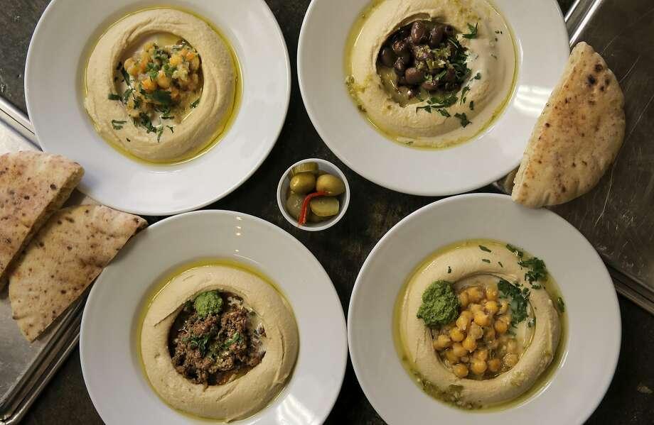 Israeli and Palestinian hummus makes its appearance - San ...