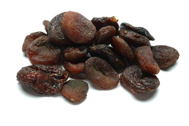 Dried apricots. (Will Waldron/Times Union) Photo: Will Waldron / 00033212A