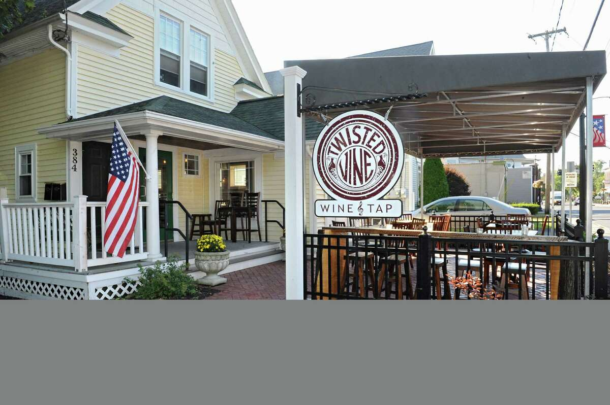 Exterior of Twisted Vine restaurant on Wednesday, Sept. 16, 2015 in Delmar, N.Y. (Lori Van Buren / Times Union)
