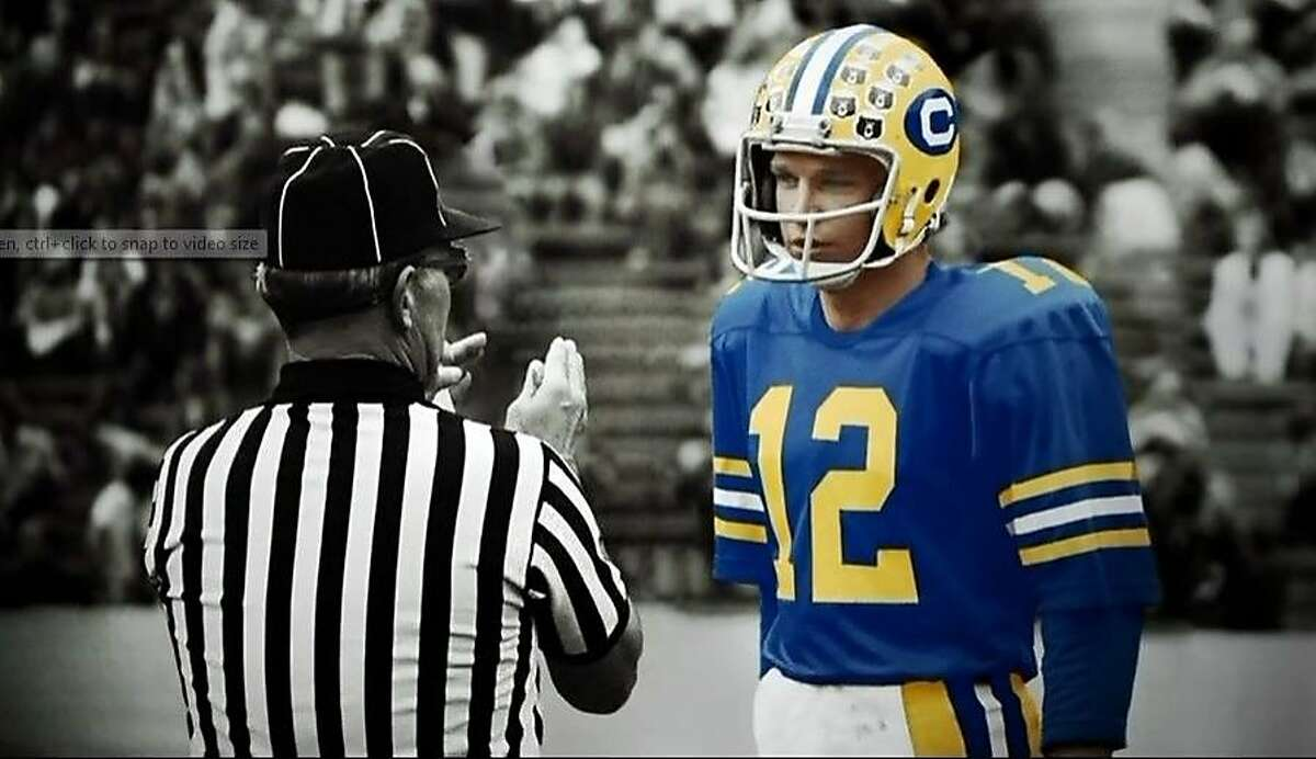 """Joe Roth at Memorial Stadium. From """"Don't Quit: the Joe Roth Story,"""" a documentary by Phil Schaaf and Bob Rider."""