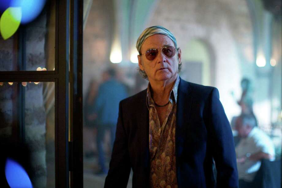 "This photo provided by Open Road Films shows Bill Murray as Richie Lanz in ""Rock the Kasbah."" The movie opens in U.S. theaters Oct. 23, 2015. (Kerry Brown/Open Road Films via AP) ORG XMIT: CAET602 Photo: Kerry Brown / Open Road Films"