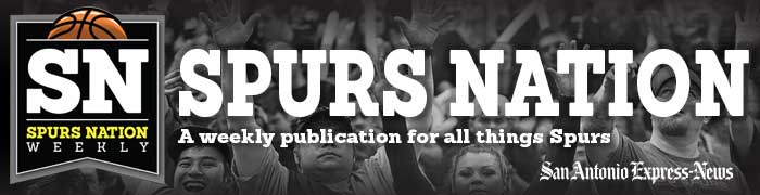 Spurs Nation: A weekly publication for all things Spurs from the San Antonio Express-News