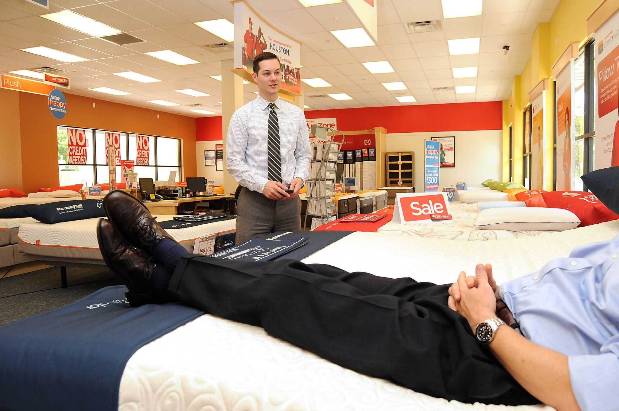 Mattress Firm Works To Wake Up Its Earnings