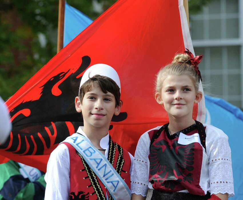 Connecticut - AlbanianPercentage of state residents identifying as Albanian: 0.3% Share of U.S. Albanian population living in state: 6.4%
