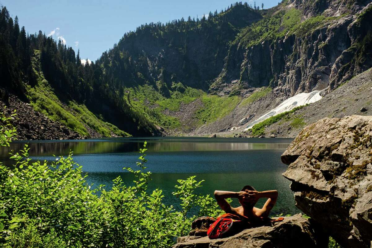 You can launch into a lifetime of world-class hiking from here ... from towering mountains, volcanoes, Columbia Basin's