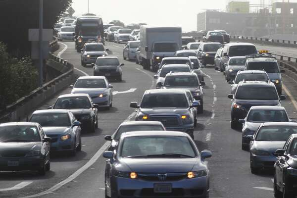 Study finds riskiest times, routes for Bay Area drivers