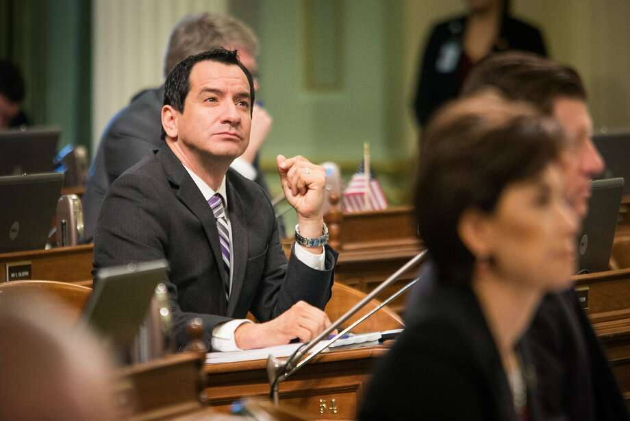Incoming Assembly Speaker Anthony Rendon, D-Lynwood (Los Angeles County), will take over the job next year just as the new term limits begin, giving him the chance to serve for nine years and provide some stability in the Legislature. Photo: Max Whittaker/CALmatters