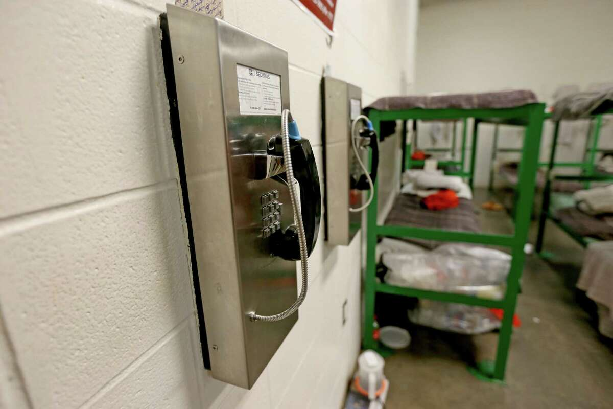 In addition to a $6.95 account set-up fee, families pay a little under 20 cents a minute to receive calls from those inside the jail, the county said.