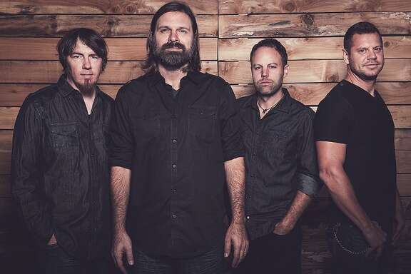 Christian contemporary band Third Day.