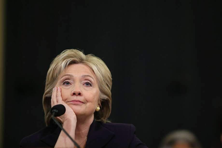 Hillary Rodham Clinton fended off Benghazi criticism, and atten tion shifts to a possi ble run ning mate. Photo: Chip Somodevilla, Getty Images