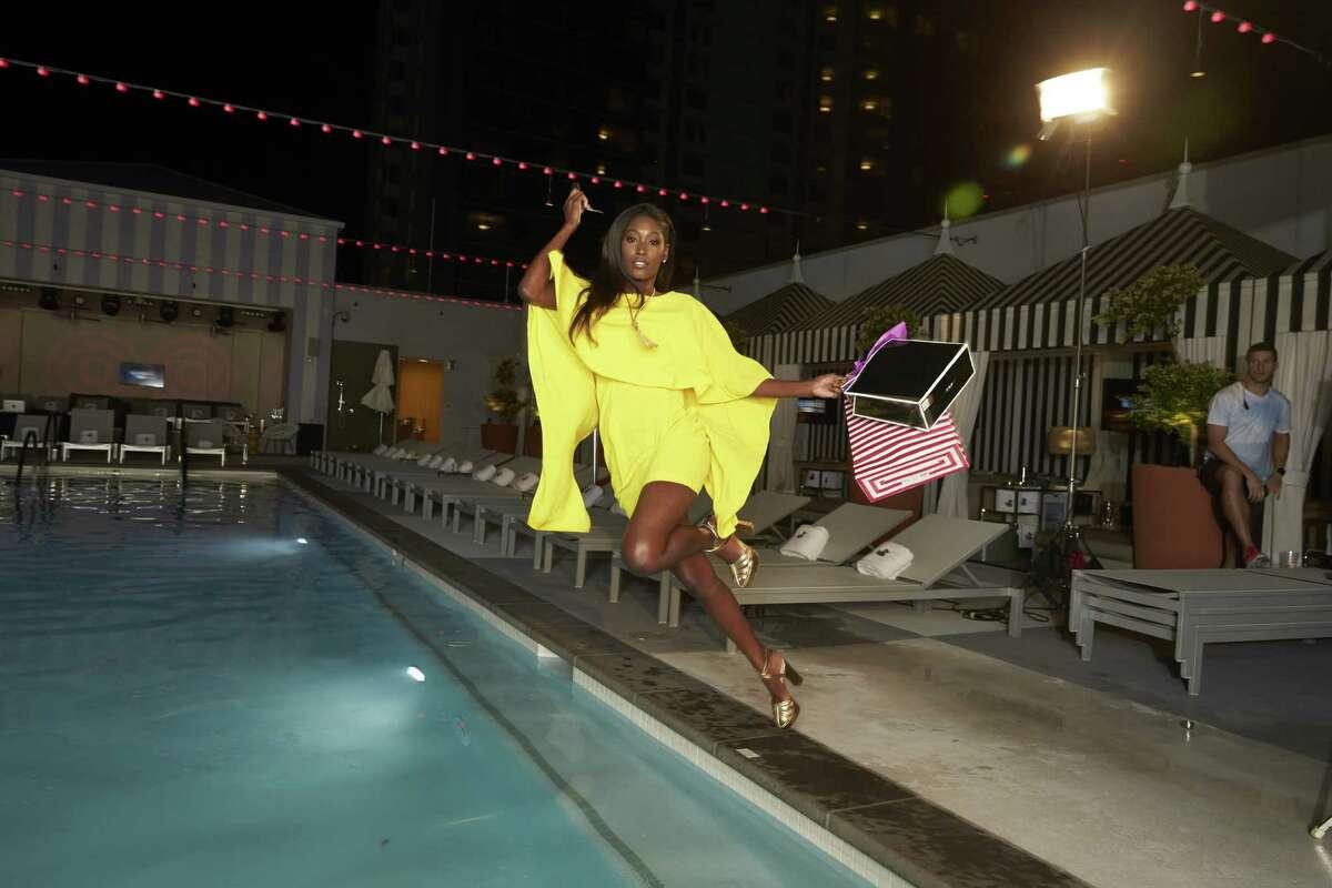 "Sugar Land's Hadassah Richardson is a finalist on ""America's Next Top Model."""