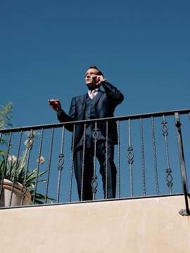 "Ken DeLeon, self-proclaimed ""most interesting real estate agent"" Photo:"