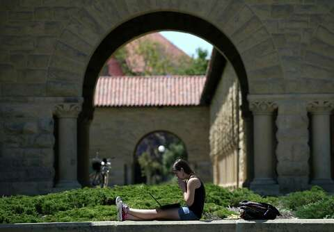 Stanford University has the lowest acceptance rate in the U S  - SFGate