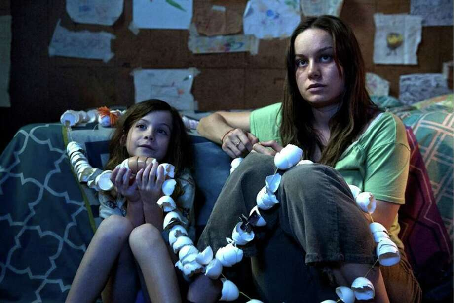 "Brie Larson and Jacob Tremblay star in ""Room,"" which already is the subject of Oscar buzz. (Ruth Hurl/Element Pictures) Photo: Ruth Hurl, HO / Chicago Tribune"