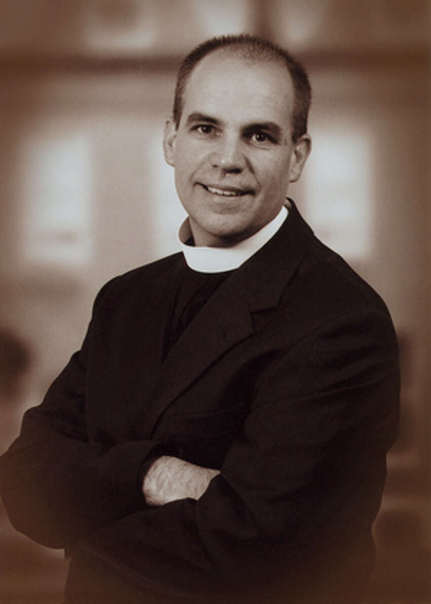Dean David Collum of the Episcopal Cathedral of All Saints in Albany