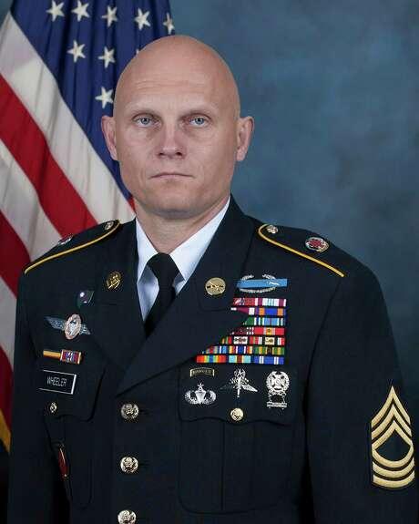 Master Sgt. Joshua Wheeler, 39, was from Roland, Oklahoma. Photo: /Associated Press / U.S. Army