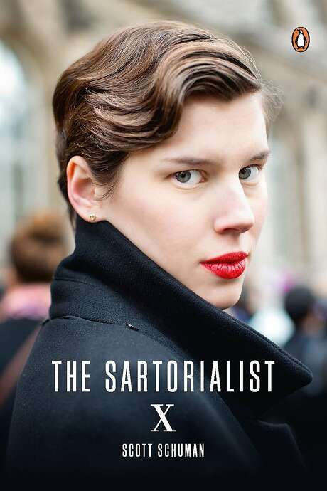 """The Sartorialist: X"" by Scott Schuman (Penguin Books, $30) Photo: Penguin Books"
