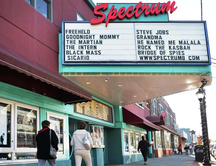 The Spectrum 8 Theatres on Delaware Avenue in Albany has been sold to Landmark Theaters. Oct. 23, 2015 (John Carl D'Annibale / Times Union) Photo: John Carl D'Annibale / 10033921A