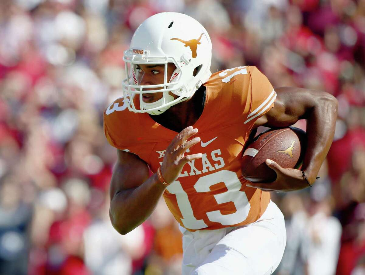 Even though Kansas State has lost three consecutive games, Texas quarterback Jerrod Heard said the Longhorns are not taking the Wildcats lightly because UT has lost six of the last seven times the teams have played.