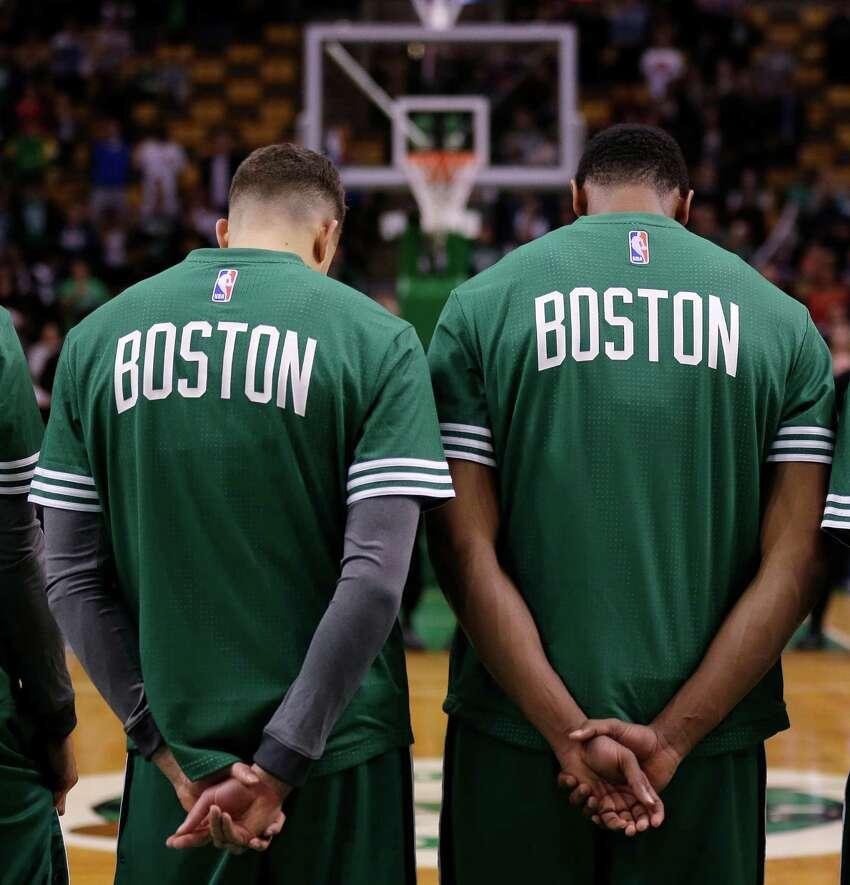 30. Boston Celtics Average home ticket: $92.94 Average road ticket: $146.30 Most expensive:12/11/15 vs. Warriors, $166 Least expensive:2/3/16 vs. Pistons, $64