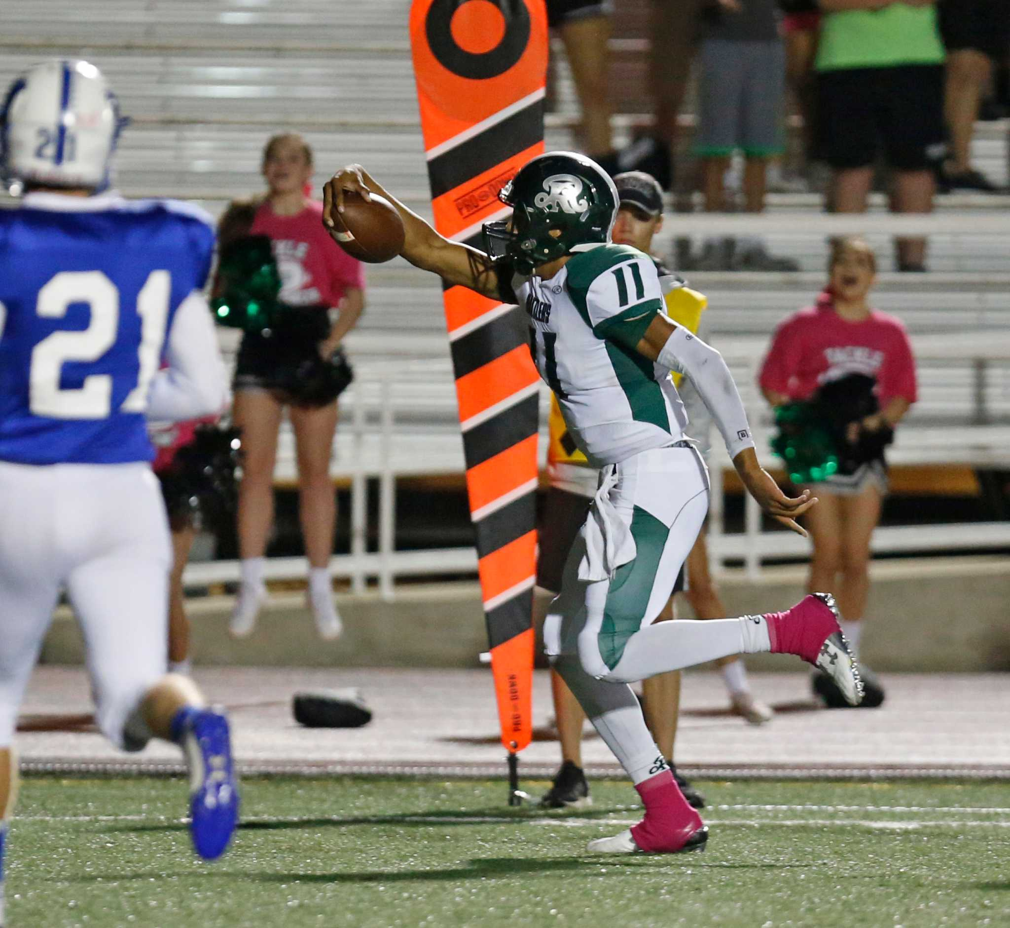 High School Football Week 9 AP Top 10 And State Scores