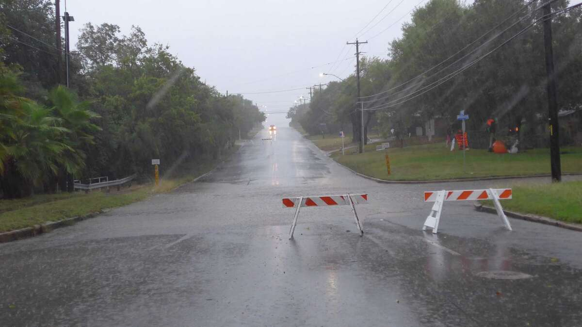 File photo of one of San Antonio's many roads prone to closures during flash flooding.