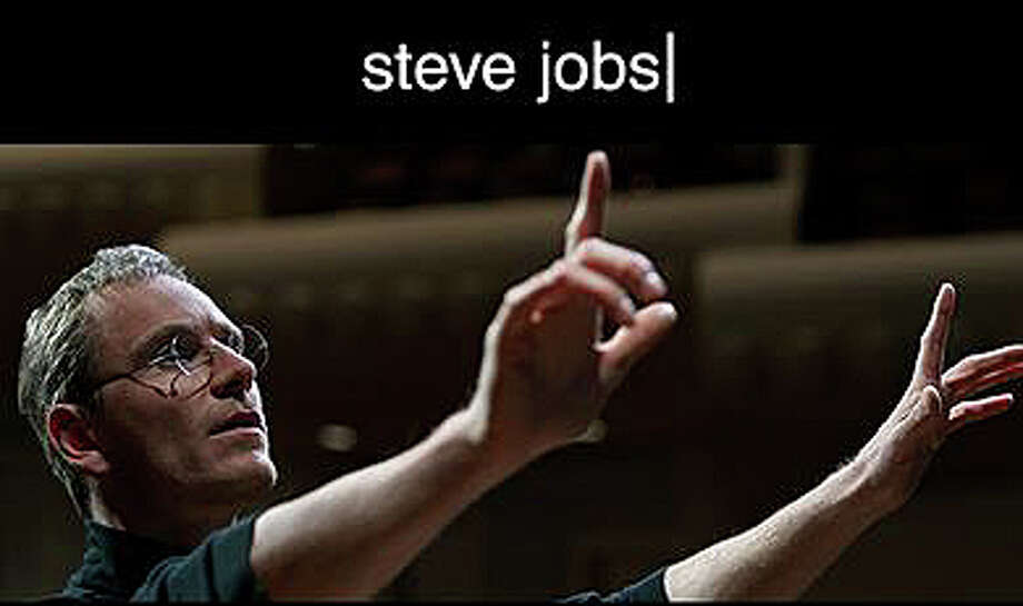 """Steve Jobs"" is the new biographical movie about the complicated genius behind Apple and its products. Photo: Contributed / Contributed Photo / Westport News"