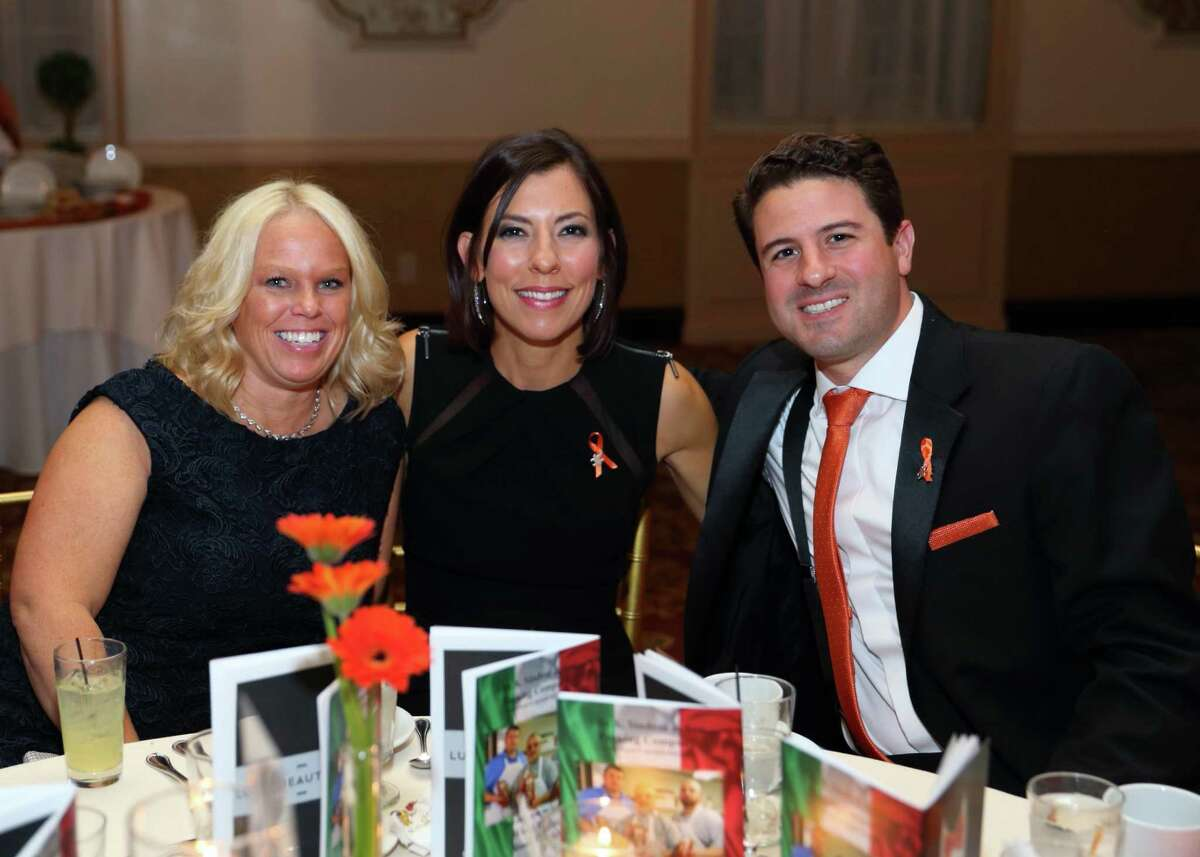 Were you Seen at Carter's Crew Inaugural Orange Tie Gala, a benefit for the autism community through the Autism Society of the Greater Capital Region, at Mallozzi's in Schenectady on Friday, Oct. 23, 2015?