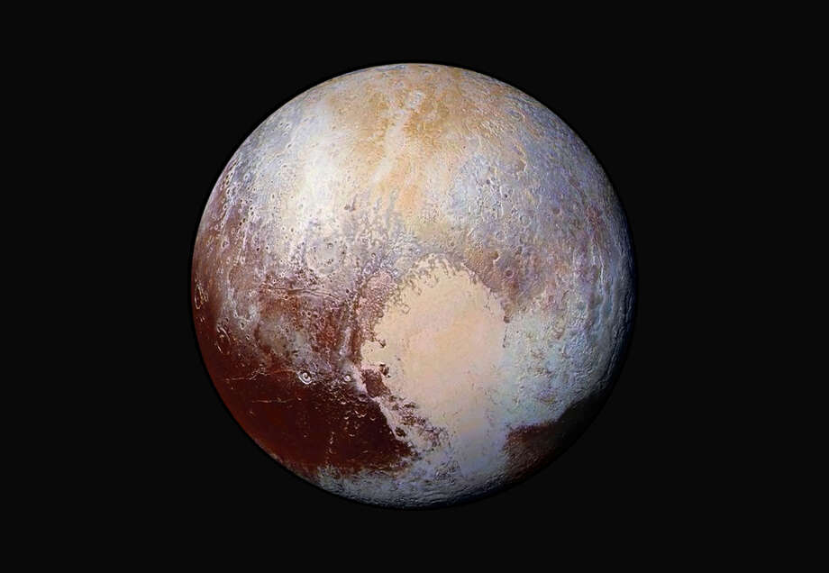 Location, locationPluto is a body in the Kuiper belt, out beyond Neptune. It's considered a dwarf planet. Photo: Uncredited, HOGP / NASA/JHUAPL/SwRI