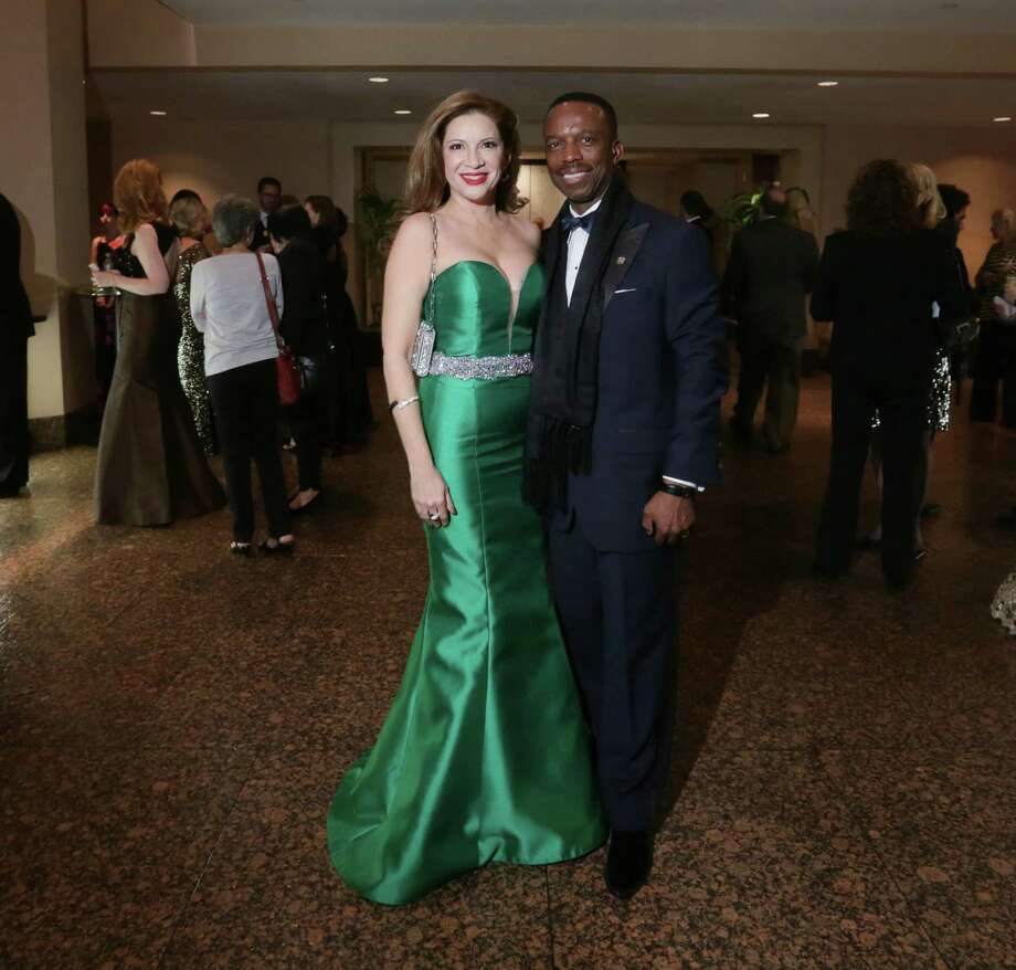 Alex and Astley Blair  Photo: Jon Shapley, Houston Chronicle / © 2015  Houston Chronicle