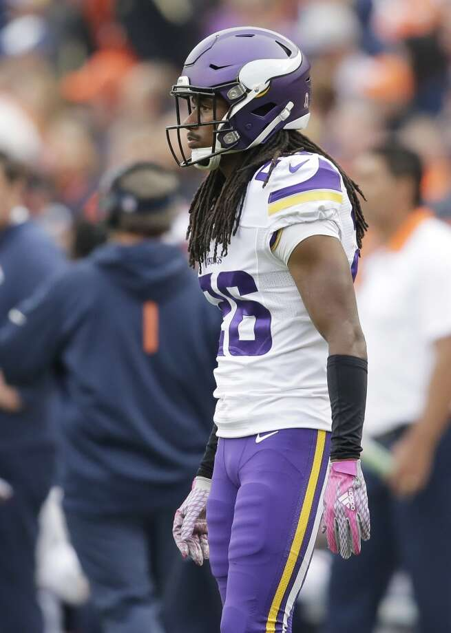 "TRAE WAYNES, VIKINGSCollege: Michigan State | Round drafted: 1st (11th overall)  | Height/weight: 6-0, 186Games: 15 | Starts: 1 | Tackles: 30 | Interceptions: 0 | Passes defended: 4Lande's comment: ""I like Waynes a lot, but he's still not a complete corner to me because he's much better in press coverage, playing physical, but he's a little inconsistent when he's off the ball."" Photo: Jack Dempsey, Associated Press"