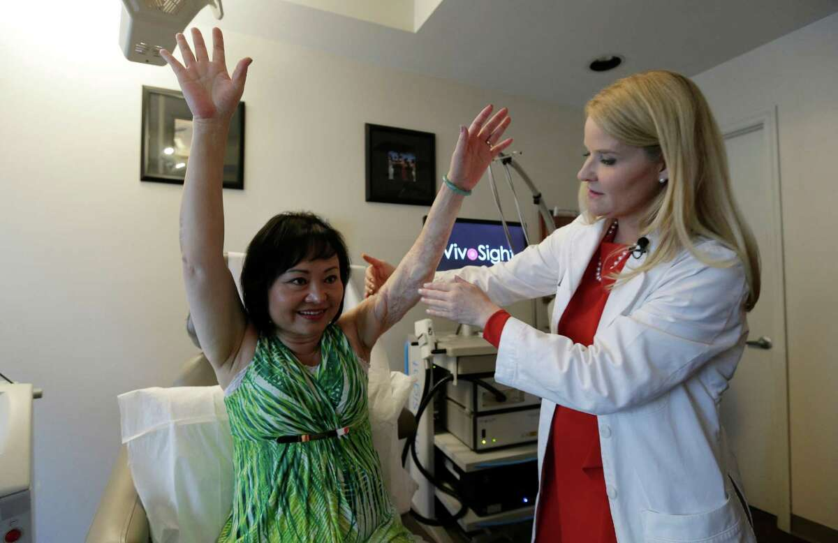 Refreshing News: Napalm Girl Receives Laser Surgery To