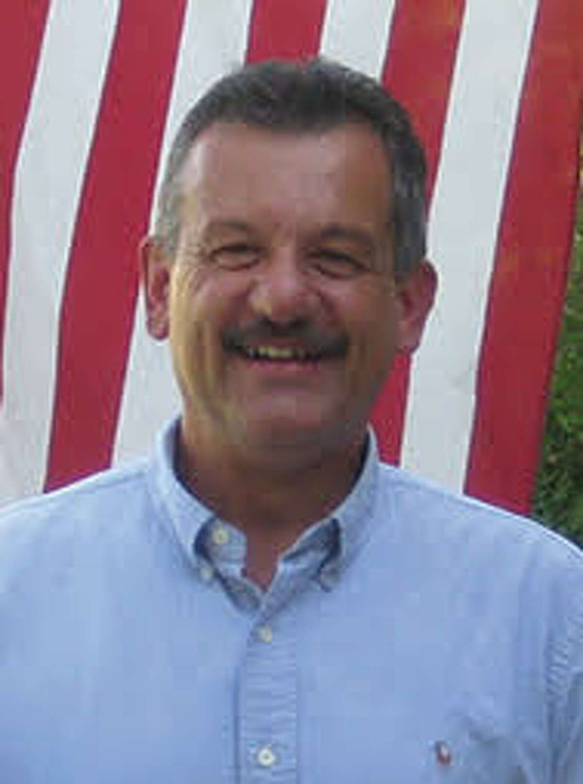 Brian Forte, a candidate for Town Supervisor in Guilderland 2015 elections.