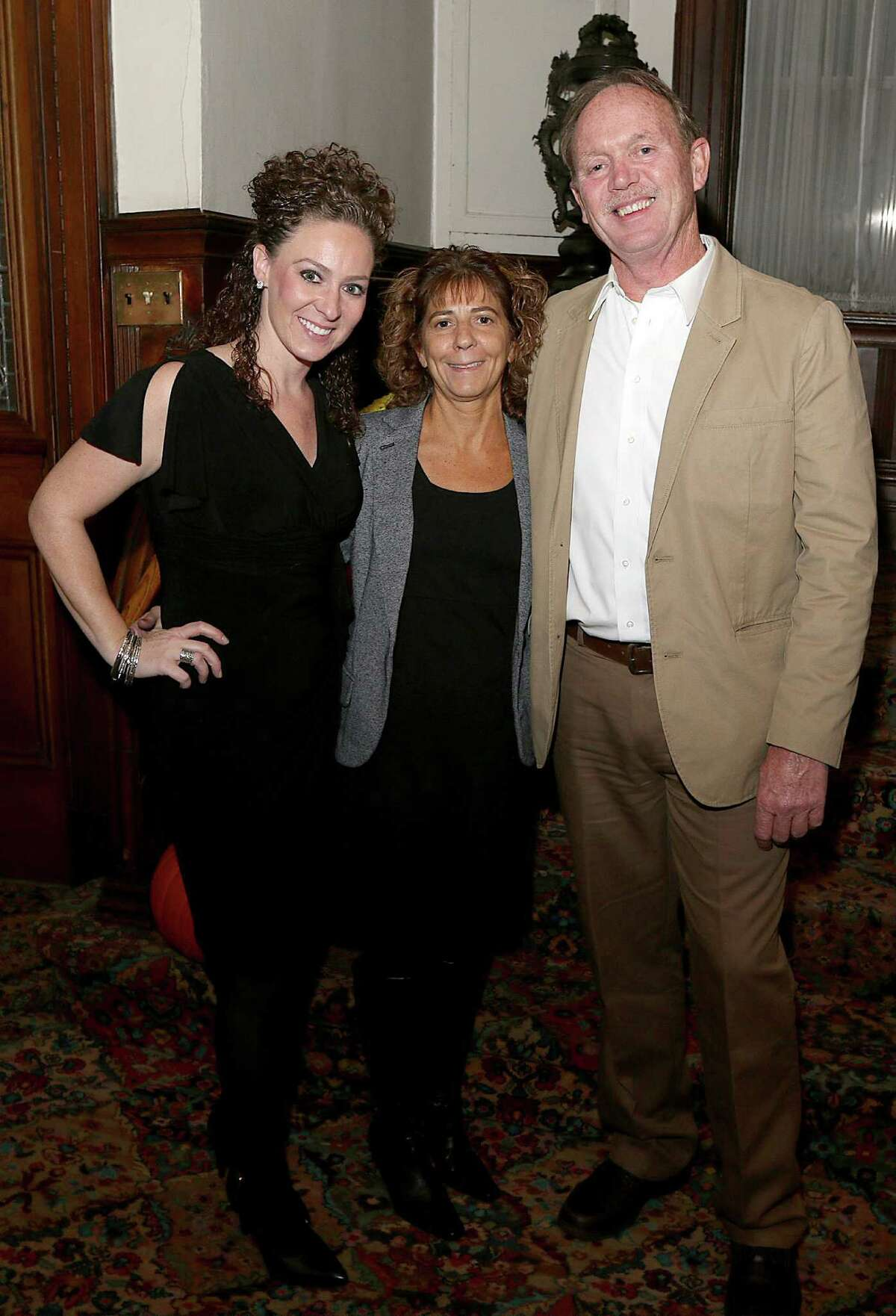 Were you Seen at the Autumn Mix and Mingle event, a benefit for the Cystic Fibrosis Foundation held at the Fort Orange Club in Albany on Saturday, Oct. 24, 2105?