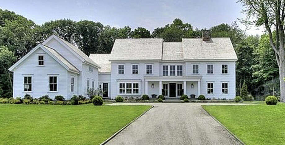 The property at 2 Rodgers Way was recently sold for $4.3 million. Photo: Contributed / Contributed Photo / Westport News